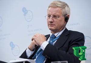 На ланче в Давосе глава МИД Швеции заявил, что Украина сошла с пути евроинтеграции и очутилась на перепутье
