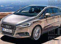 Audi сделает из А4 в минивэн
