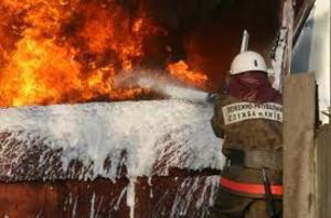 В течение суток зарегистрировано 16 пожаров!