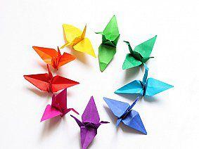 Чем увлечь ребенка: искусство оригами