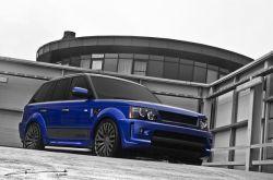 Range Rover снова получил обновление от Project Kahn...