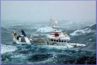 Сухогруз терпит бедствие в Азовском море