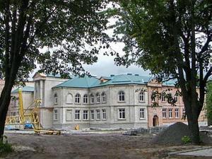 В селе на Черниговщине откроется школа-дворец.