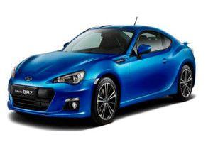 Subaru покажет европейские версии BRZ и Impreza
