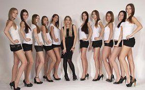 Красивые девушки приглашаются на кастинг!