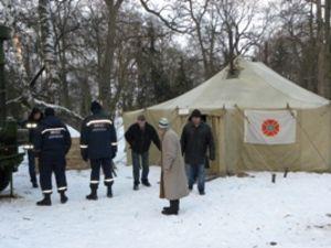 Морозы отступают, но милиция продолжает спасать граждан от переохлаждения