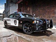 Chrysler отозвал 10 тысяч полицейских машин