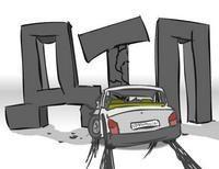 16 февраля на дорогах Украины произошло 46 ДТП, в результате которых 8 человек погибли