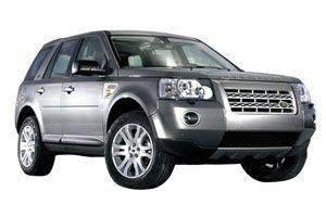 Land Rover Freelander 2: вновь обновления