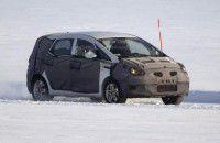 Hyundai тестирует модель ix30