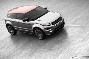 ����������� Project Kahn ��������� Range Rover Evoque