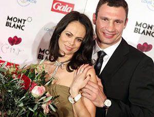 Наталья Кличко: «А вы хотели, чтобы Виталий бросился вперед?»