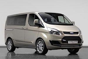 Ford везет в Женеву новое поколение Transit