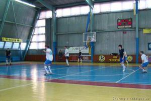 В среду завершился чемпионат города по мини-футболу