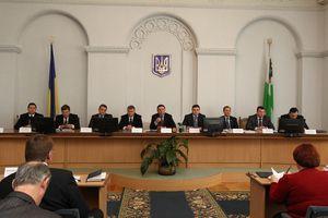 Итоги работы области за 2011 год подведены на расширенном заседании облгосадминистрации