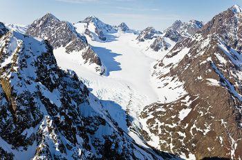 Холодная красота Аляски