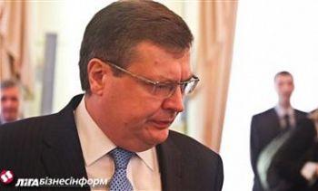 Грищенко из-за морозов не смог вылететь в Мюнхен