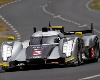 Audi показала гибридный прототип для гонок в Ле-Мане