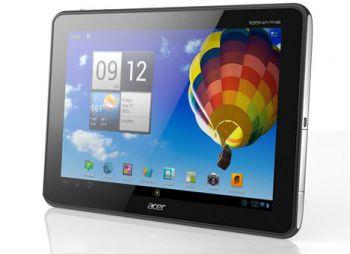 Планшет Acer Iconia Tab A510 поступит в продажу в марте