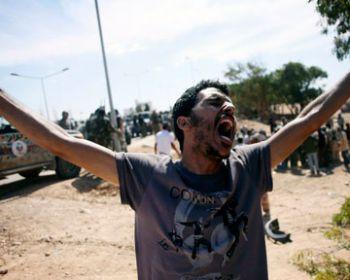 В Ливии отмечают годовщину революции