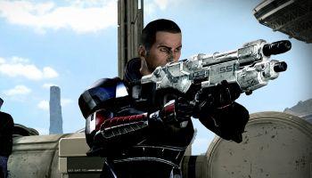 ����� � Mass Effect 3 ���������� � �����