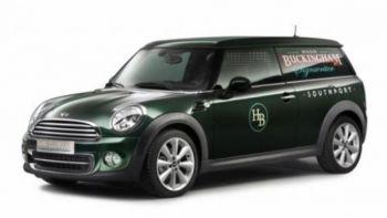 На автошоу в Женеві покажуть новий MINI – фургон
