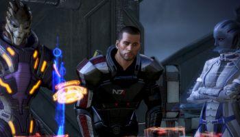 Открыт прием заказов на Mass Effect 3