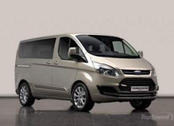 ������� Tourneo Custom �� Ford
