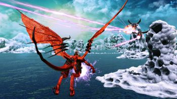 Владельцы Kinect оседлают дракона