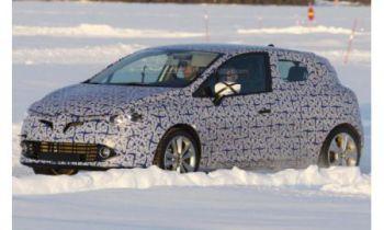 Renault Clio четвертого поколения уже обкатывают