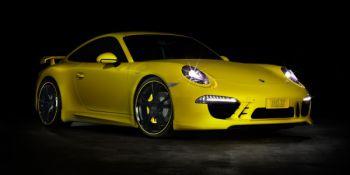 Ателье Techart покажет в Женеве программу стайлинга для Porsche 911