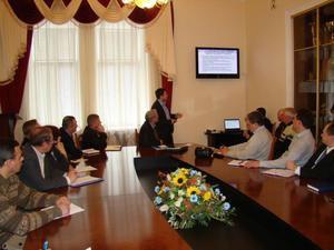 В Чернигове обсуждены вопросы внедрения энергоэффективных мероприятий в области здравоохранения и культуры