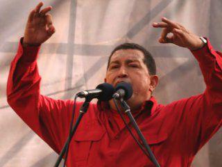 После операции Чавес обратился к согражданам через Twitter