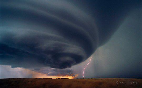 Охота за ураганами. Потрясающее зрелище