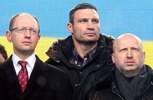 Арсеній Яценюк може замінити Юлію Тимошенко