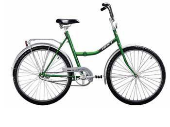 За кражу старого поломанного велосипеда вору дали 3 года тюрьмы
