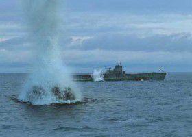 Россия вооружается секретными подводными электропушками