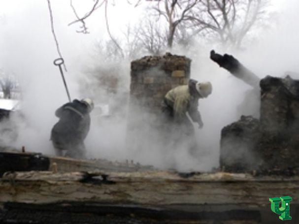 На Черниговщине во время пожара погибли 2 детей.