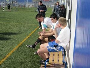 На Евро-2012 будут разрешены только три замены