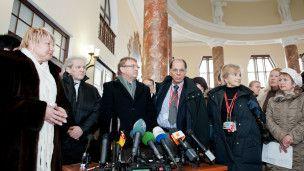 Німецькі лікарі презентують звіт про здоров'я Тимошенко 7 березня