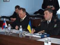 В Севастополе завершилась планирующая конференция российско-украинского военно-морского учения «Фарватер мира-2012»