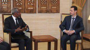 Кофи Аннан уехал из Сирии с оптимизмом