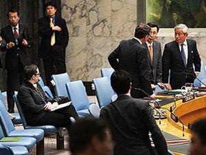 Північні і південні корейці побилися на засіданні ради ООН