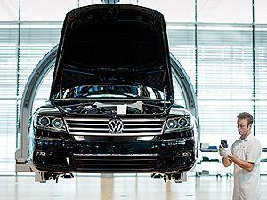 Volkswagen звітує про рекордні прибутки