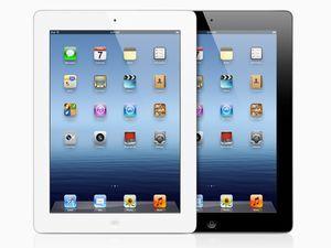 Apple: Замовлень на нові iPad більше, ніж самих планшетів