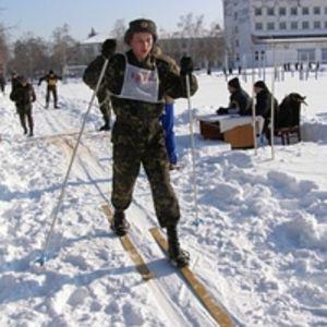 Зимняя спартакиада у деснянских пехотинцев завершилась.