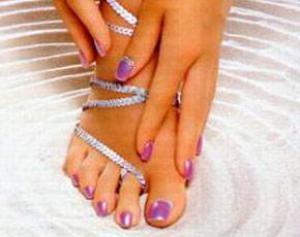 Форма ногтей расскажет о здоровье