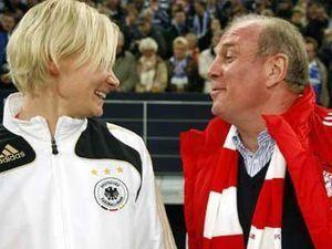 """Хьонес: Я насолоджувався грою """"Баварії"""""""