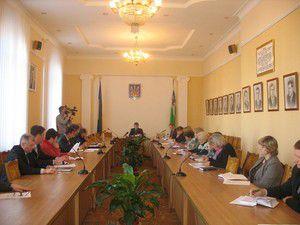 Начала работу Региональная комиссия по вопросам защиты общественной морали в Черниговской области