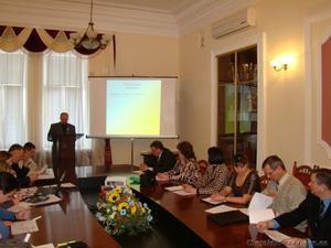 Коммунальные предприятия Черниговского городского совета отчитываются за 2011 год